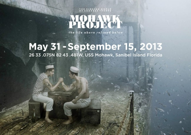 Mohawk Project, Fort Myers Beach, underwater gallery, divers