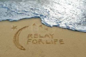 Relay for Life on 4/11/15 - Ft. Myers Beach, FL